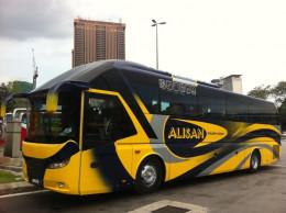 Alisan Golden Coach