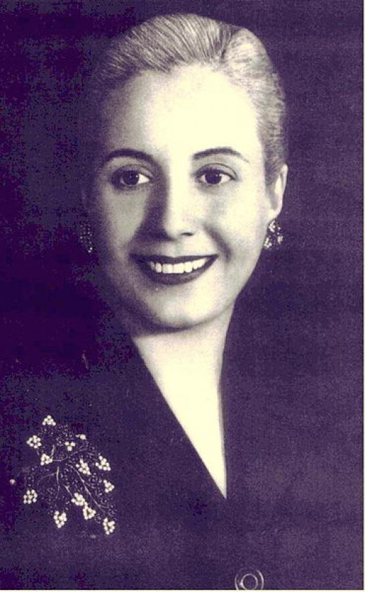 The real Eva Peron