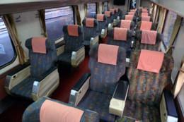 KTM First Class Seats