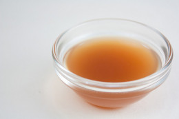 Apple cider vinegar works best when taken on an empty stomach