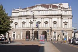 Theatre La Scala, home to Puccini