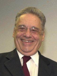 Former Liberal Brazilian President Cardoso