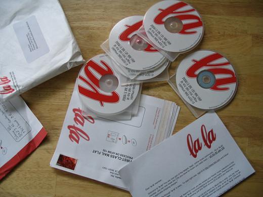 Packaging CD's for Ebay shipping