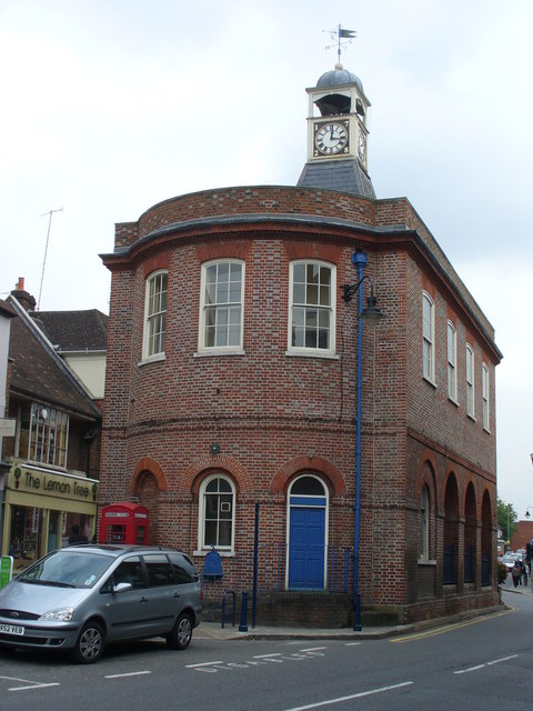 Old Town Hall, Market Square, Reigate