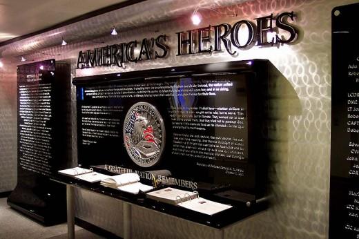 America's Heroes Memorial