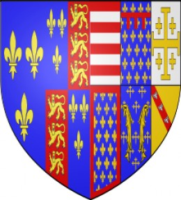 Margaret of Anjou's Coat of Arms