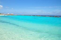 Beautiful Caribbean water!
