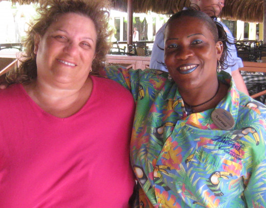 "Resort employees can be a lot of fun! Talk to them; they can tell you a lot about ""real"" life in the Caribbean."