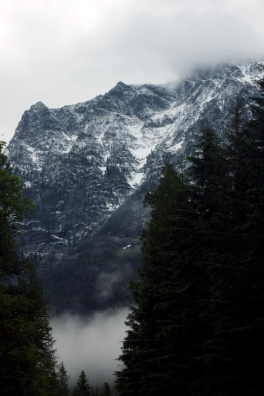 Mount Brown, Glacier National Park