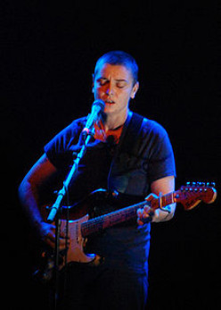 Sinead O' Connor brief biography
