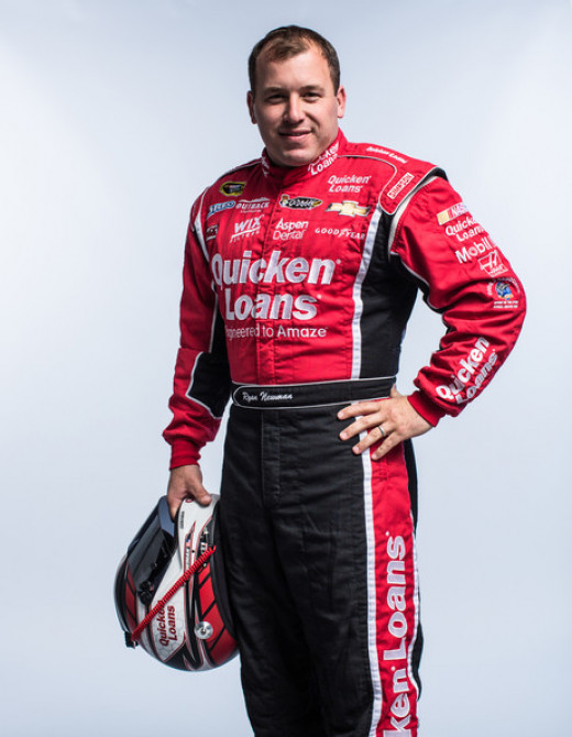 Thanks to NASCAR's ruling, Newman is back in the Chase