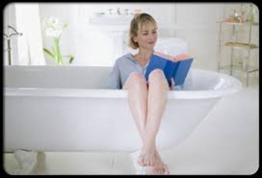 Sitz  bath or Hip bath
