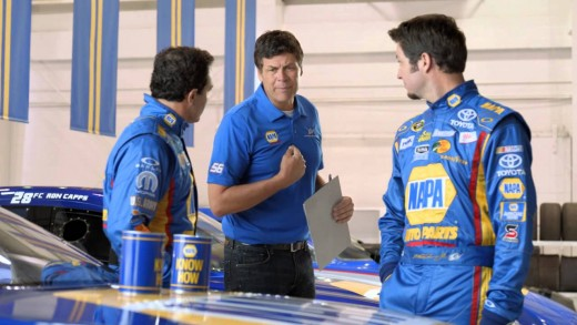 NAPA has been with Waltrip for a long time. But they ultimately judged MWR and left the team