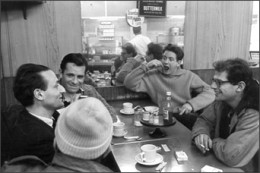 Kerouac, Ginsberg and the other influences on the Beat Generation.