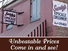 Sandy's Upscale Consignment Shop - Walworth, WI - near Geneva Lake