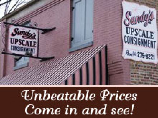 Sandy's Upscale Consignment Shop - Walworth, WI - near Geneva Lake