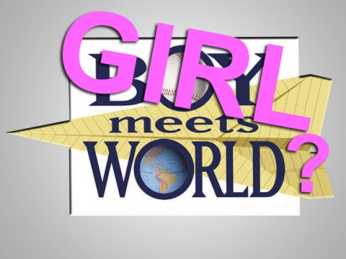 Will Girl Meets World live up to its testosterone pre-counterpart?