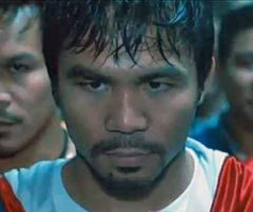 Manny Pacquiao is an eight (8) division world champion and a Congressman in the Philippines. Along with commercials and endorsements, he is a very busy man.