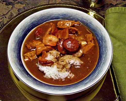 Homemade Gumbo Is So Delicious