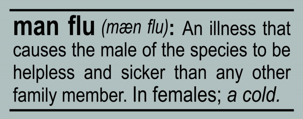 Image result for man flu nurse