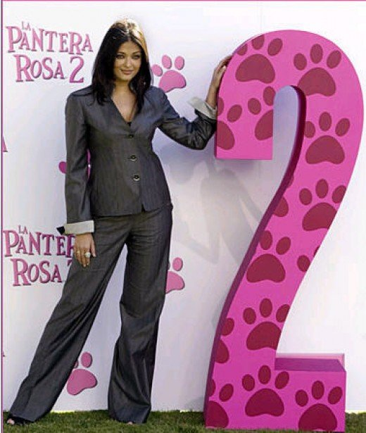 Pink Panther 2 promotion