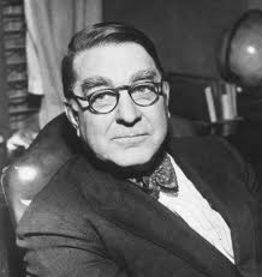 Branch Rickey - GM of the Brooklyn Dodgers in 1947 responsible for signing the first African American baseball player into the Major League