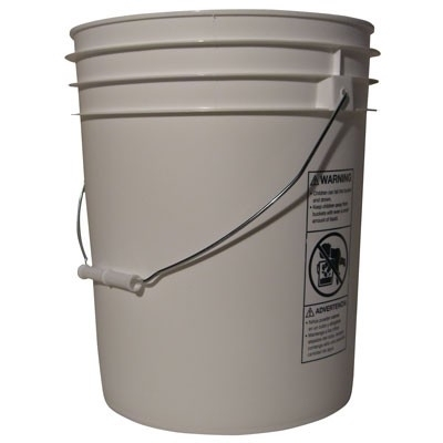 You will need a 5 gallon bucket