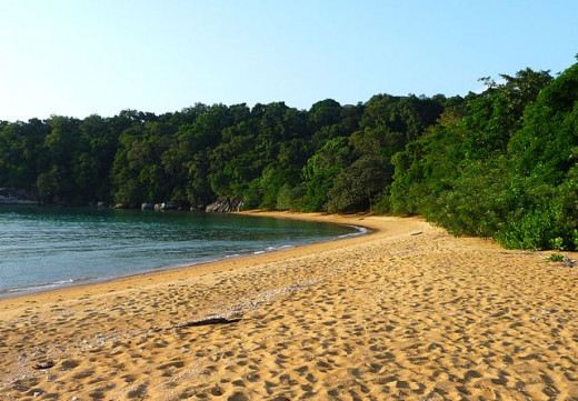 Beaches of Tioman Island