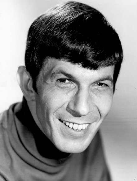 The man who re-sold Bigfoot to the world. Leonard Nimoy