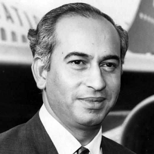 Zulfiquar Bhutto