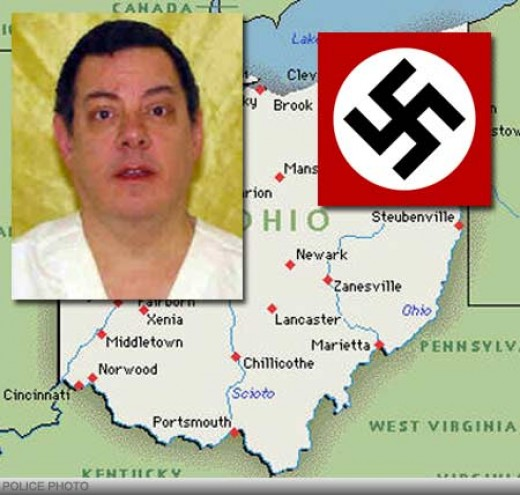 """Frank Spisak was a racist, anti-zionist who went on a killing spree to """"clean up Cleveland"""""""