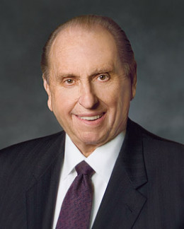 President Thomas S. Monson has served as the 16th President of The Church of Jesus Christ of Latter-day Saints since February 3, 2008.