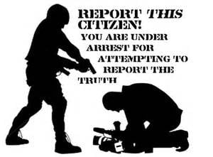 truth tellers are now criminals