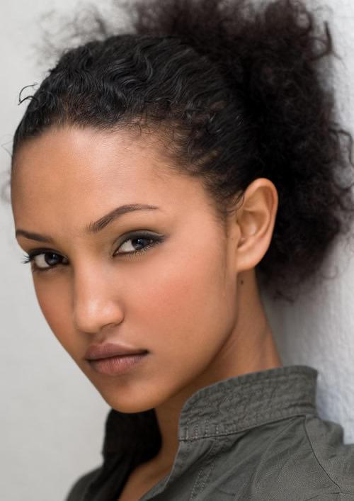 Image of beautiful woman