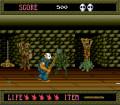Splatterhouse Arcade Game