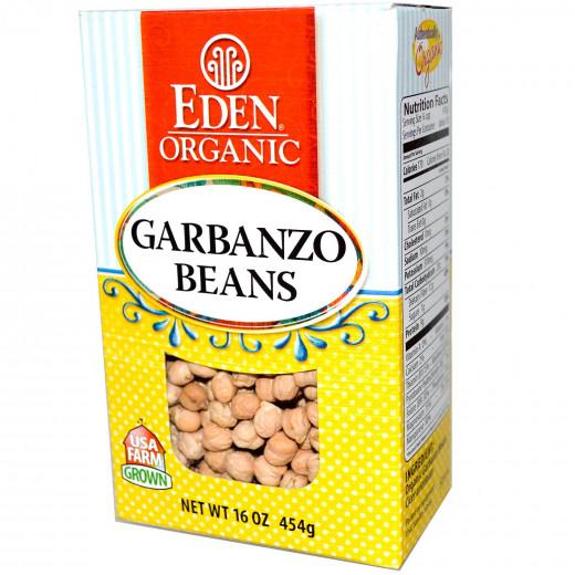 Organic Garbanzo beans by Eden in a Box