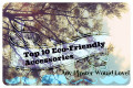 Top 10 Eco-friendly Accessories any Hipster would love!