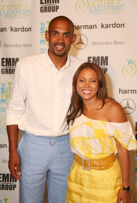 grant hill wife. Grant Hill#39;s Sexy Wife