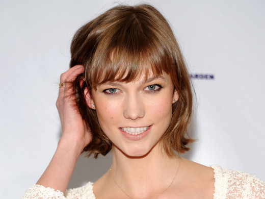 "Chop HairStyle - ""The chop"" will add shape and style and make your hair look as if it has more body."