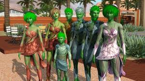 Create a mummy, genie, alien and plant Sim in The Sims 3 | HubPages
