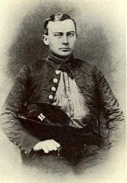 Confederate Private Sam Watkins