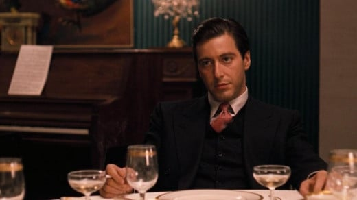 The Godfather, Michael Corleone