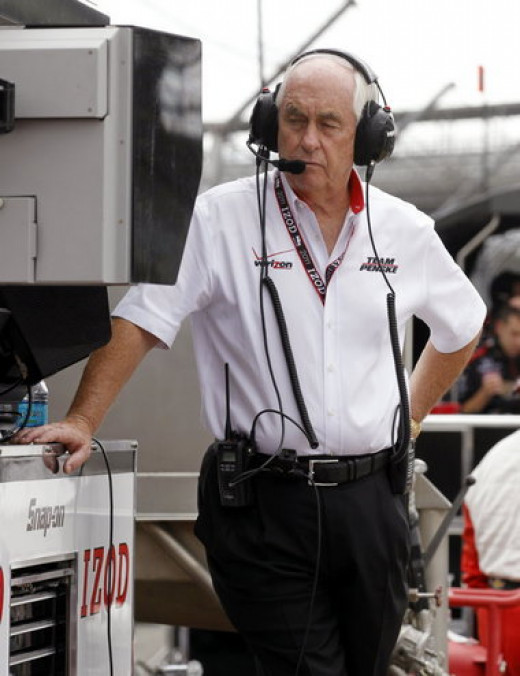 Will the Captain stick it to Chip Ganassi next year with Montoya?
