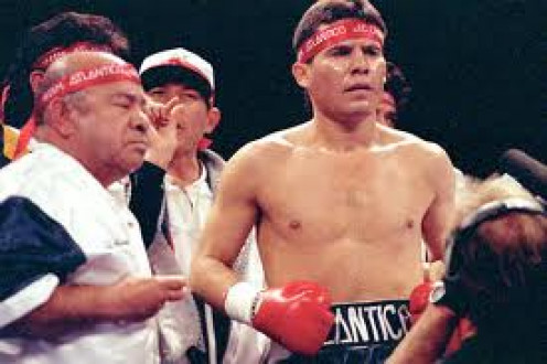 Julio Cesar Chavez went 89-0-1 before suffering his first professional defeat. He beat many hall of fame fighters during his career.