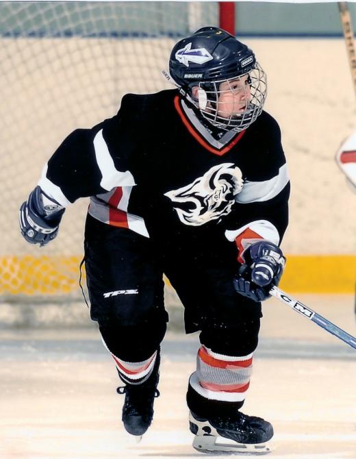 Buffalo Sabres - PeeWee Ice Hockey