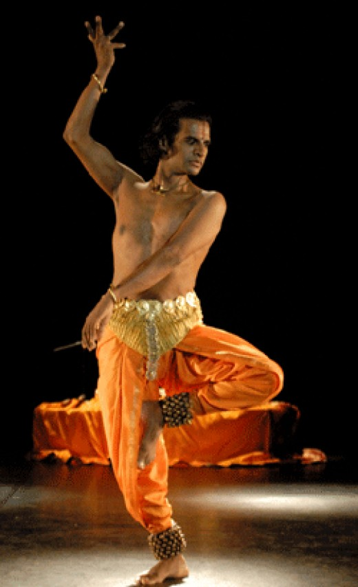 Indian Classical Dance Bharata Natyam