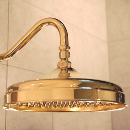 Rainshower showerhead