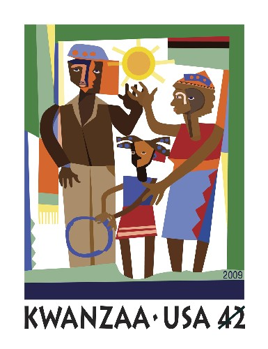 Kwanzaa Commemorative