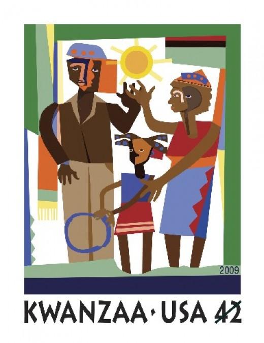 Kwanzaa Commemorative