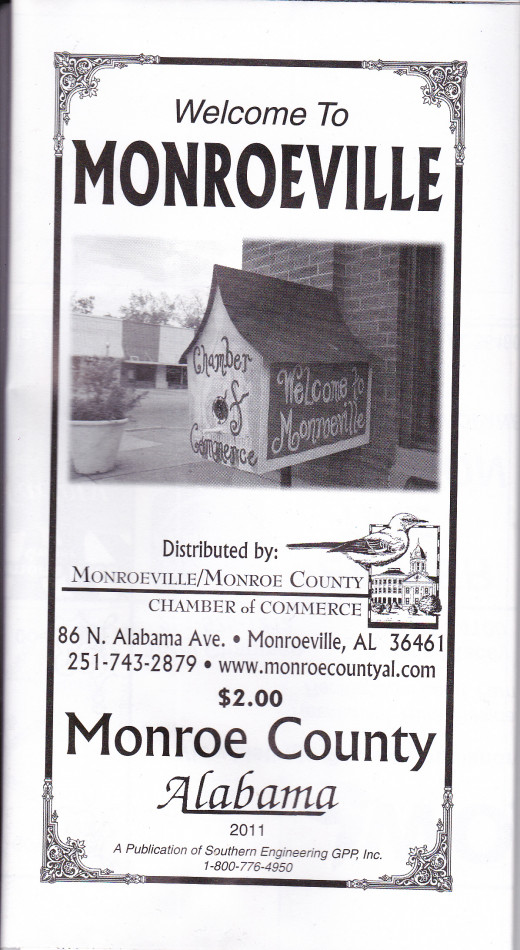 Monroe County booklet